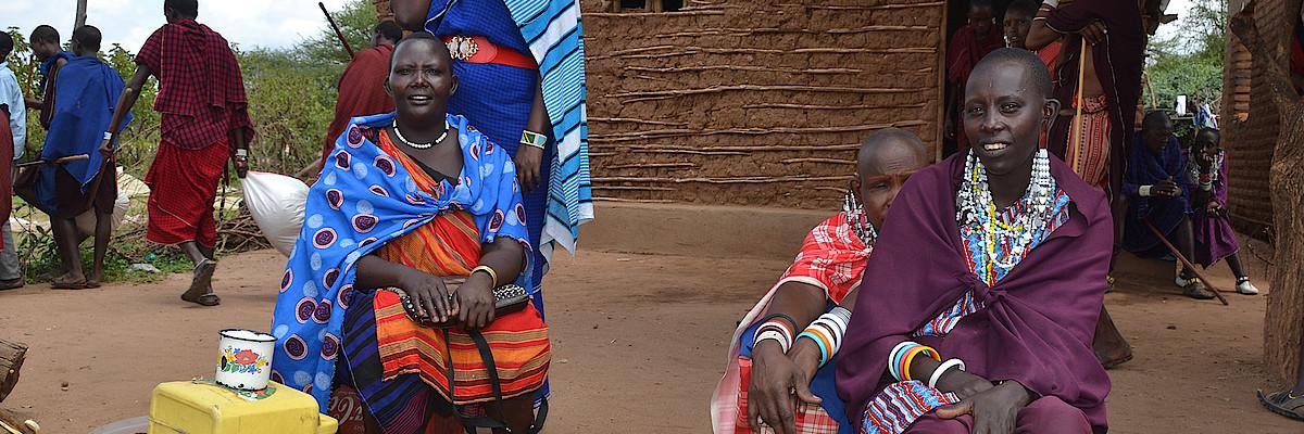 Hilfe Fur Die Massai E V